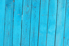 Blue bright textural wooden background Royalty Free Stock Image