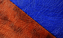Leather patch Royalty Free Stock Images