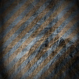 Blue and Brown Grunge Background Stock Images
