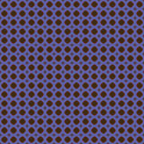 Blue and brown pattern Stock Images
