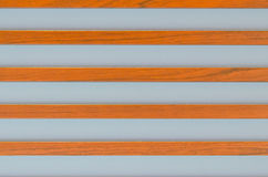 Blue brown stripes Stock Photo