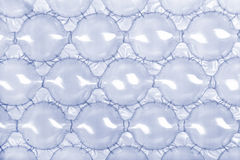 Blue Bubble Wrap Royalty Free Stock Image