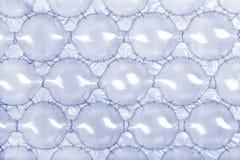 Blue Bubble Wrap Royalty Free Stock Image