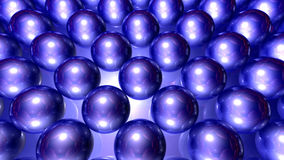 Blue bubbles Royalty Free Stock Images