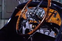 Blue 1932 Bugatti Type 55 Super Sport Royalty Free Stock Photography