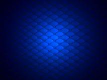 Blue Bump Background Stock Image