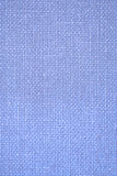 Blue burlap texture Royalty Free Stock Images