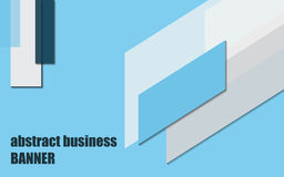 Blue Business background Royalty Free Stock Photos