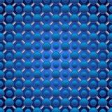 Blue buttons(pattern) Stock Photos