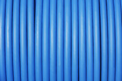 Blue cable Stock Photos