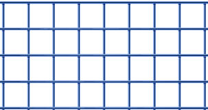 A blue cage Stock Images