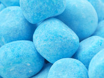 Blue Candy Royalty Free Stock Photography