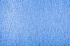 Blue Canvas Background Stock Image