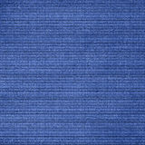 Blue canvas texture abstract  background Stock Images