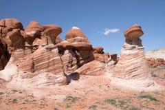 Blue Canyon, Arizona, USA Stock Photo
