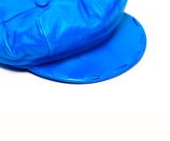 Blue cap Stock Image