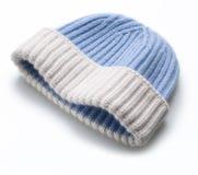 Blue cap Royalty Free Stock Image