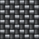 Blue carbon fiber. A blue carbon fiber background texture - a great element for that high-tech look you are going for.  This tiles seamlessly as a pattern Stock Photos