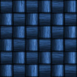 Blue Carbon Fiber royalty free stock photography