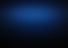 Blue carbon fiber texture. Abstract modern blue carbon fiber texture with top front light, material design for background, wallpaper, graphic design Stock Photos