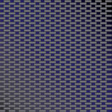 Blue Carbon Fiber Vector Stock Photography