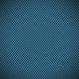 Blue carbon texture fiber background. Vector illustration Royalty Free Stock Images