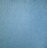 Blue cardboard. Paper surface texture Royalty Free Stock Photography