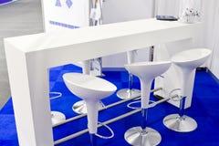 Blue carpet Stock Photography