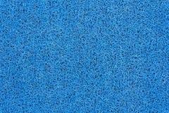 Blue carpet background Royalty Free Stock Photos