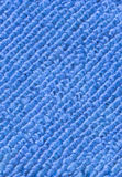 Blue carpet texture Royalty Free Stock Image