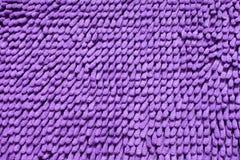 Blue carpet texture Stock Image