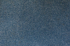 Blue Carpet Texture Stock Photography