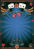 Blue Casino Stock Photos