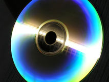 Blue cd Royalty Free Stock Images