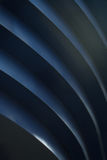 Blue Ceiling Abstract Stock Photography