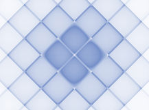 Blue cells Royalty Free Stock Images