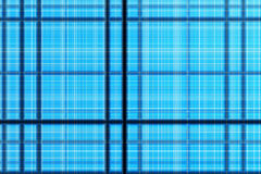 Blue cells background Royalty Free Stock Photo