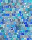 Blue ceramic Stock Photos