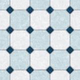 Blue ceramic royalty free illustration