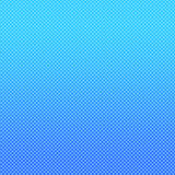 Blue check pattern Stock Photography