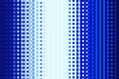 Blue checkered background Royalty Free Stock Photography