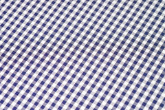 Blue checkered background Royalty Free Stock Images