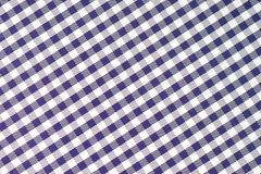 Blue checkered background Stock Image