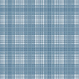 Blue checkered seamless pattern repeat Stock Image
