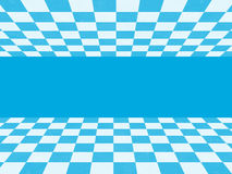 Blue checkered texture Royalty Free Stock Photography