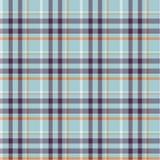 Blue checks. Vector cloth and fashion checks royalty free illustration
