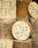 Blue Cheese Royalty Free Stock Images