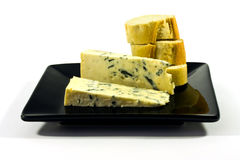 roquefort cheese Stock Image