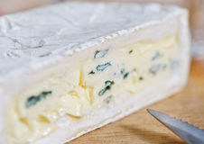 Blue cheese Stock Images