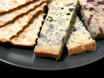 blue cheese Obrazy Royalty Free